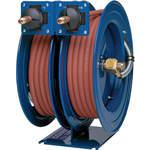 Air Hose/Electrical Cord Combination Reels