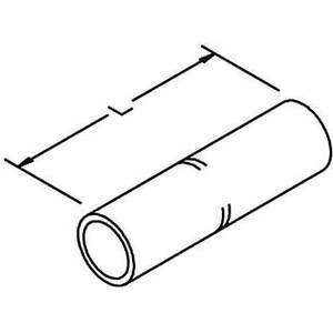 Connecteur cylindrique sur pied en cuivre 3 10006M - Paquet de 10 | AB9KWQ 2DRN5