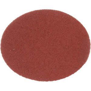 3M 11102 Disco de bloqueo de cerámica de 3 pulgadas, grano 80, paquete de 200 | AB9JMG 2DKD8