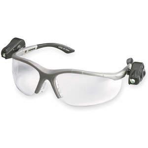 3M 11476-00000-10 Sikkerhedsbriller Klar antifog | AA9KLW 1DPG2