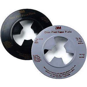 Placca 3M 13325 piastra frontale diametro 4.5 pollici Med - Confezione da 10 | AB9BXH 2AZG2
