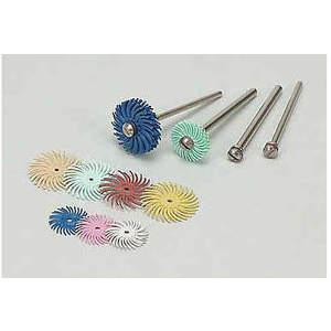 3M 25755 Radial Bristle Disc Tc 3/4 Diameter 80g Pk192 | AB9BYB 2AZN2