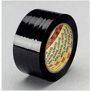 3M 483 filmbånd 2 tommer x 36 yard sort - Pakke med 24 | AB9HQR 2DED3