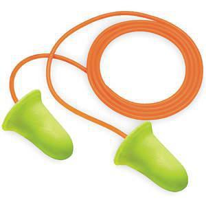 3M 312-1260 Tapones para los oídos 33db con cable universal - Paquete de 200 | AB3VQQ 1VJY2