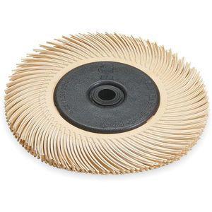 3M 33216 Cepillo de cerdas radiales Tc 6 x 7/16 6 micrones | AA9NTA 1ED47