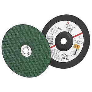 3M 51164 Depress Center Wheel T27 4.5 x 1/8 x 5 / 8-11 - Packung mit 40 Stück | AB9CDU 2BAT7