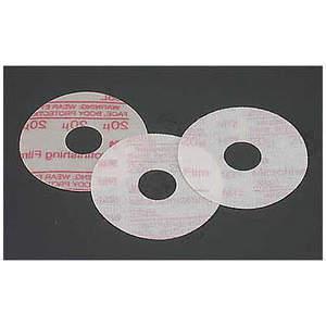3M 76975 Pellicule de disque de ponçage Psa 5 pouces 30 microns - paquet de 500 | AB9JGZ 2DHG8