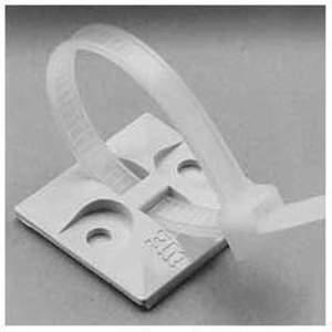 Assemblage de base d'attache de câble 3M 792 1 po x 1 po - paquet de 1000 | AB9KTT 2DPY8