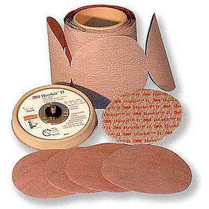 3M 54411 Psa Película de disco de lijado de 5 pulgadas y 100 micrones - Paquete de 500 | AB9BXL 2AZG8