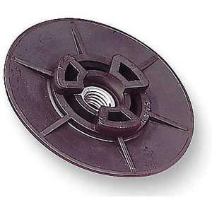 3M 88743 Cubo de placa frontal de almohadilla de disco de 2.5 pulgadas de diámetro - Paquete de 10 | AB9BWU 2AZB7