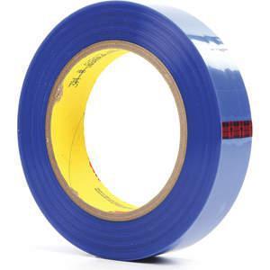 Taśma filmowa 3M 8902 poliestrowa niebieska 1 cal x 72 jardów - 36 sztuk | AB9HRR 2DEG9