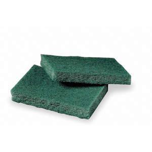 3M 9650 Skurepude Grøn 4-1 / 2 tommer Længde 3 tommer Bredde - PK80 | AA9CQJ 1CJ70