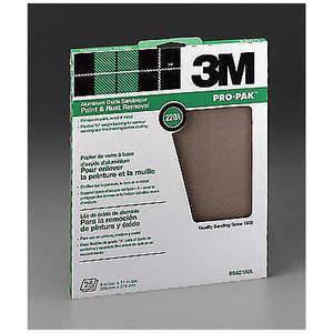 Arkusz ścierny 3M 99401 11 x 9 cali 220 G tlenek glinu - opakowanie 250 szt. | AB9JHN 2DHT2