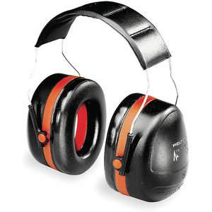 3M H10A Ear Muff 30db Over-the-head Sort / orange | AA9BJE 1C139