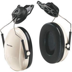 Cache-oreilles 3M H6P3E / V Beige / noir Nrr 21 | AB7PLV 23X922