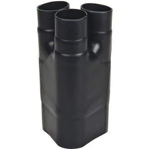 3M MV10-8FLX gaffelterminal gul 12 til 10 awg - pakke med 50 | AA9JYX 1DMB8