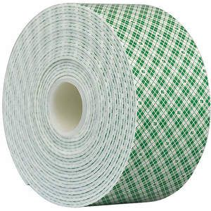 3M 4016 Double Coated Tape 2 Inch x 5 yard White | AA6VHP 15C154