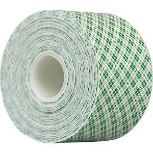 3M 4032 Double Coated Tape 2 Inch x 5 yard White | AA6VHZ 15C163