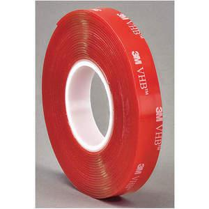 3M 4910 Double Sided Vhb Tape 1 x 5 yd Clear | AA6VNM 15C305