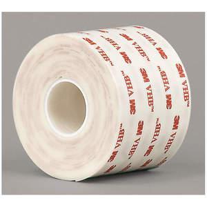 3M 4930 VHB tape 6 tommer x 5 yard hvid | AA6VPH 15C324