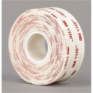 3M 4930 VHB Tape 1 Inch x 5 Yard Wit | AA6VPE 15C321