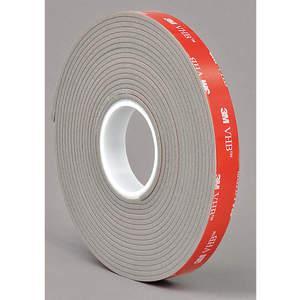 3M 4991 VHB-bånd 1 tommer x 5 yard grå | AA6VTP 15C399