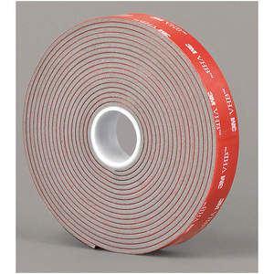 3M 4991VHBテープ3/4インチx5ヤードグレー| AA6VTR 15C402