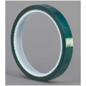 3M 8992 Cinta adhesiva verde oscuro 1/4 x 18 yardas | AA6XFF 15D275