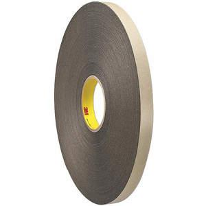 3M 4492 Double Coated Tape 3 / 4In x 72 Yard Schwarz | AA6WZX 15D144