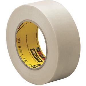 3M 361 Stoffband 1/2 Zoll x 60 Yard 7.5 Mil Weiß | AA6WWL 15D056