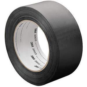 3M 4-50-3903-BLACK Duct Tape 4 x 50 verges, 6.3 mil, vinyle noir | AA6XAF 15D152