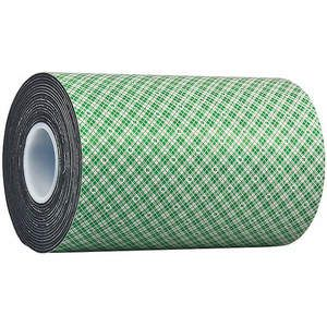 3M 4056 Double Coated Tape 3/4In x 5 yard Black | AA6VJQ 15C178