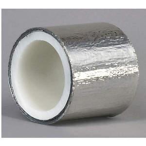 Taśma foliowa 3M 438 4 cale x 5 jardów Błyszczące srebro | AA6WZP 15D129