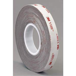 3M 4611 VHB Tape 3/4 Inch x 5 yard Dark Gray | AA6VMM 15C280