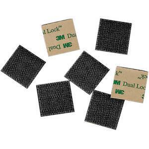 3M SJ4575 hersluitbare sluiting 1 x 2 - verpakking van 100 | AA7YFY 16U709