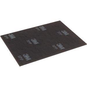 3M SPP4-5 / 8x10 Oberflächenpad 4-5 / 8 x 10 Zoll Kastanienbraun - Packung mit 20 Stück | AA4KJJ 12R430
