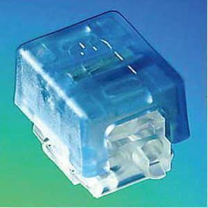 Connecteur 3M UB2A-D blanc 2 ports 26-19awg - paquet de 1000   AB9KTN 2DPX5