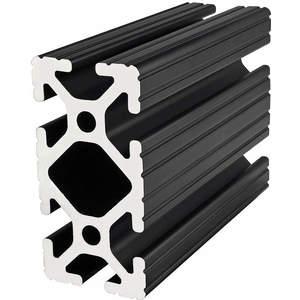 80/20 1530-BLACK-145 프레임 압출 T- 슬롯 15 시리즈 | AF8ZTY 29NZ70