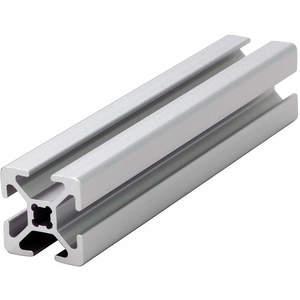 80/20 20-2020-4M Extrusion, Aluminiumprofil mit T-Schlitz, Serie 20, 4 m, 20 mm x 20 mm | AA7XPJ 16U247