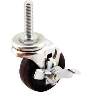 80/20 2299 Zwenkwiel met rem voor extrusies | AC3BPM 2RCV6