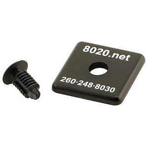 80/20 40-2030-2 Endkappen für 40-4040 / 40-4040-lite - 2er-Pack | AE4EVB 5JRE8