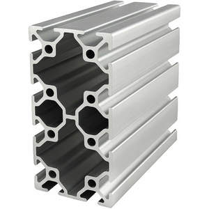 80/20 25-5010-4M Framing Extrusion T-slot Seria 25 | AF8ZUM 29NZ85