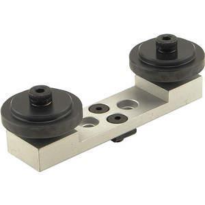 80/20 2753 롤러 휠 브래킷 어셈블리 4.125 인치 길이 | AC3BMX 2RCP5