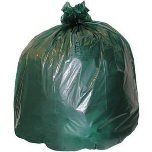 ABILITY ONE 8105-01-568-1547 Compostable Can Liner 64 Gallon - Pack Of 30 | AE4HXE 5KPZ5