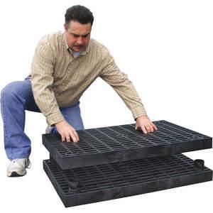 ADD-A-LEVEL プラスチック作業プラットフォーム| A4824B | 2KUW1 | AC2KDJ | プラスチック作業台、ベースユニット