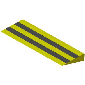 ADD-A-LEVEL R1103 Wooden Ramp, 3 L x 10 W x 2-5/8 H | AG8EPA