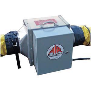 AIR SYSTEMS INTERNATIONAL SVF-7KW-8 밀폐 공간 히터, 240V | AB9PVL 2ELP2