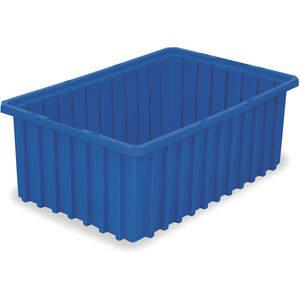 AKRO-MILS 33105BLUE Divider Box 10-7/8 x 8-1/4 x 5 Inch Blue | AC3DYF 2RV35