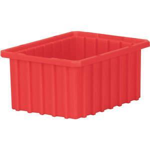 AKRO-MILS 33105RED Divider Box 10-7/8 x 8-1/4 x 5 Inch Red | AC3DYG 2RV36