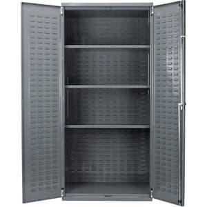 AKRO-MILS AC36243AS Bin Cabinet 3 Shelf 0 Bin 78 x 36 x 24in | AF3XDN 8DZ50